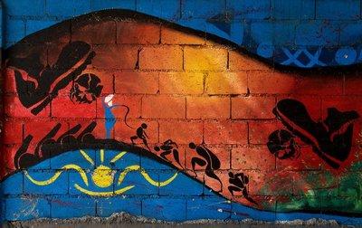 Street Art at Haiti University 9