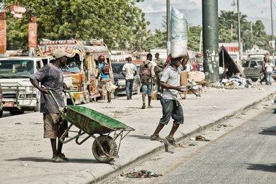 Street Scenes, Port au Prince 14
