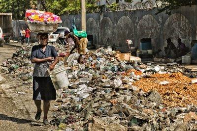 Street Scenes, Port au Prince 16