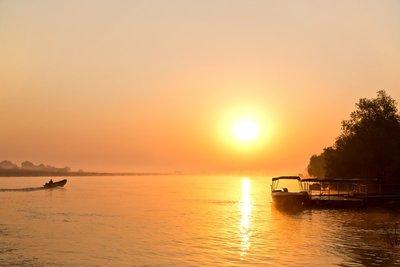 Sunrise on the Danube Delta 3