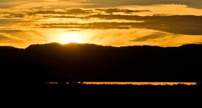 Sunset near Maramboi 3