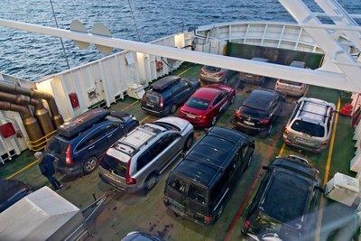 Svensby - Breivikeidet Ferry 7