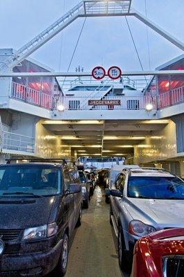 Svensby - Breivikeidet Ferry 11