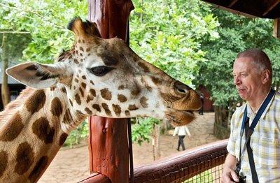 The Giraffe Centre 26