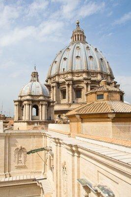 St Peter's Dome - Vatican CIty