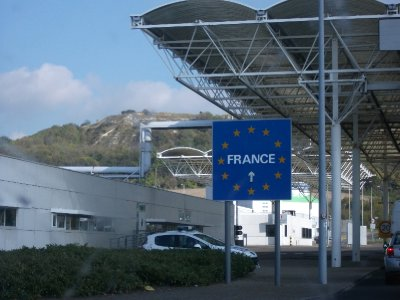 This way to France