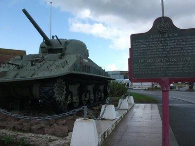 Museum at Juno beach