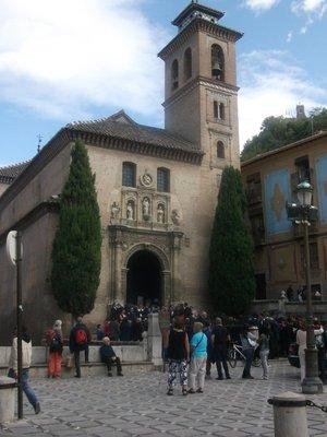 The old Roman Church