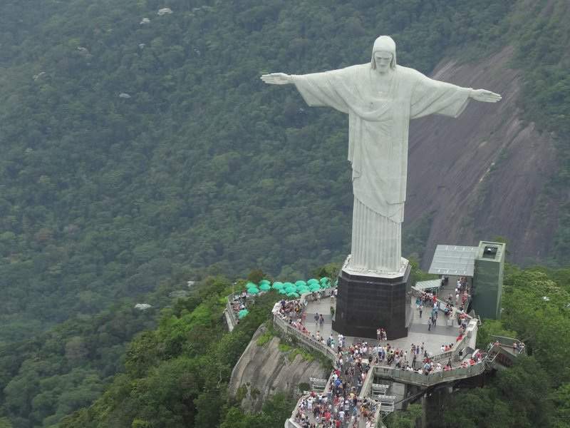 Christ The Redeemer (Cristo Redentor)