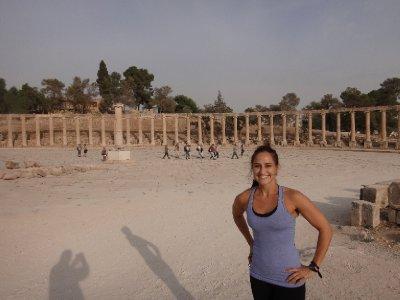 Ancient Ruins, Jordan