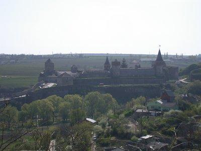 Kamenets-Podolskiy castle