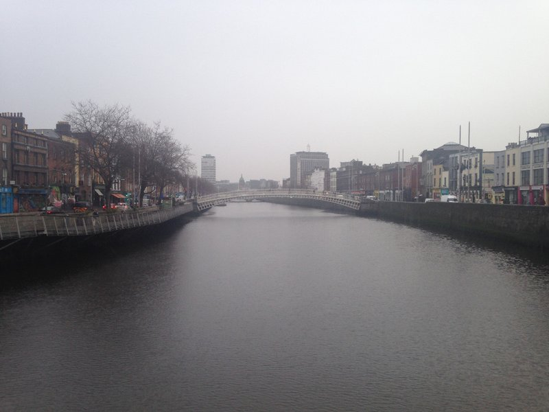 Over the River Liffey