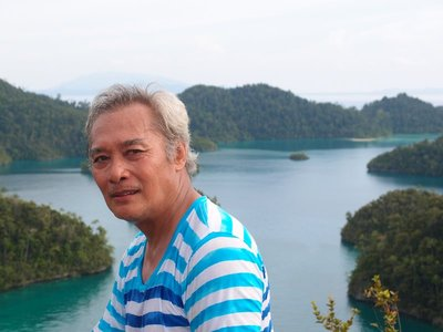 raja ampat papua east indonesia