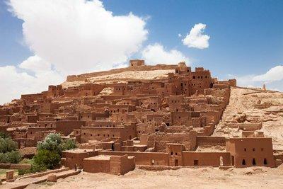 Rock the Kasbah - Ait Benhaddou