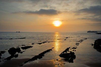 Santander Sunrise