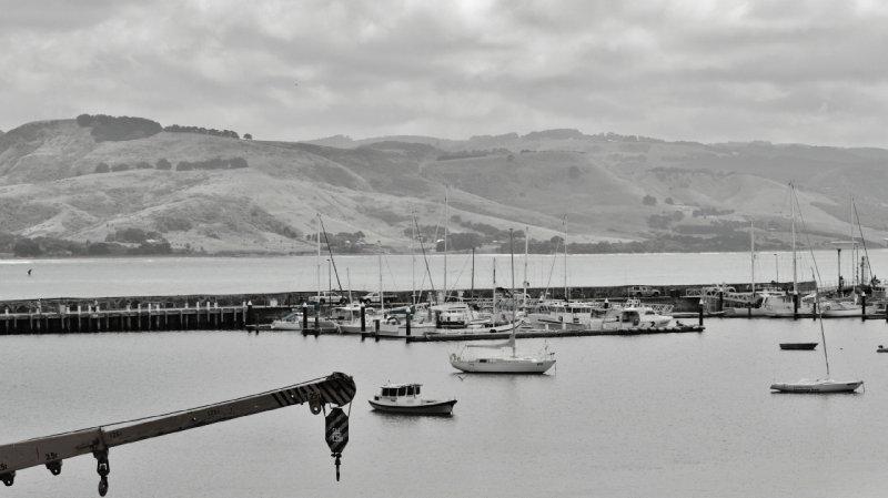 Het idyllische haventje van Apollo Bay