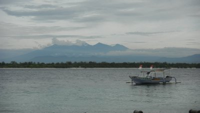 view from Gili T