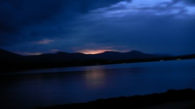 sun rise on 1st Jan 2012!