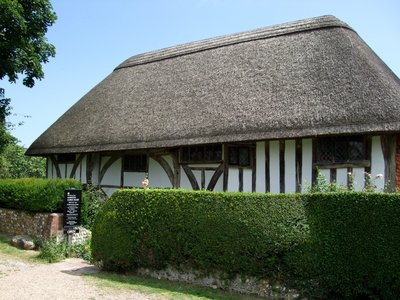 The Clergy House, Alfriston