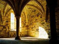 Battle Abbey near Hastings, East Sussex