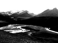 Jokulsdalir - black desert