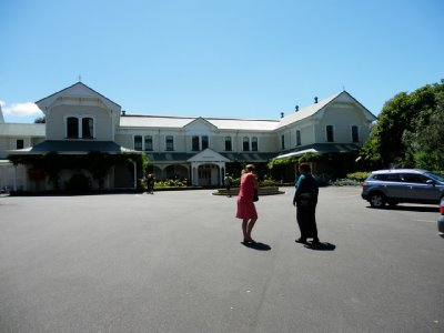 Mission Estate Vineyard - Hawkes Bay