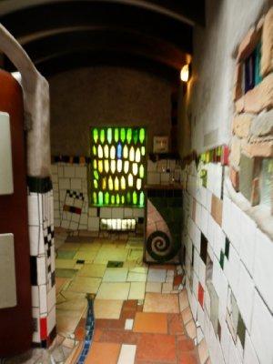Kawakawa Toilets by Hundertwasser