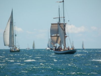 R. Tucker Thompson Tall Ship