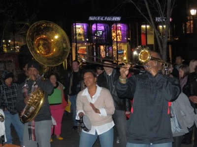Union Square - Performers