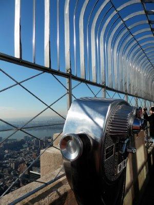 Empire State Bldg - Observation Deck