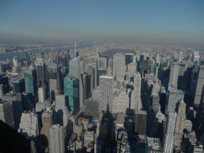 Manhattan - Empire State Bldg
