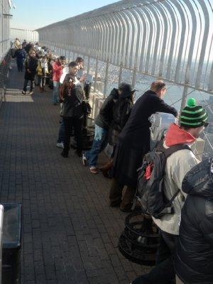 Empire State Building - Observation Deck - Level 86