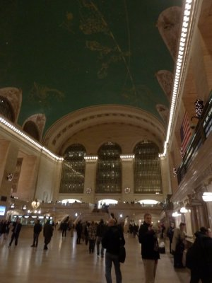 Grand Central Station - Main concourse
