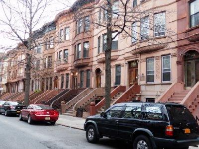 Striver Row - Harlem