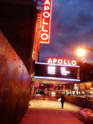 Apollo Theatre - Harlem