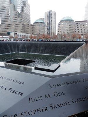 911 - Memorial North Pool