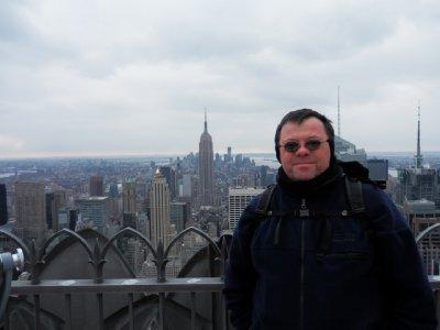 Rockefeller Centre - Observation deck