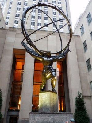 Rockefeller Centre - Atlas