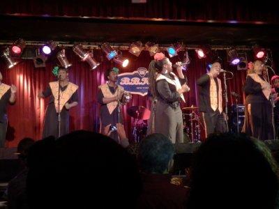 Harlem Gospel Choir - BB KIng's