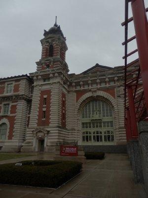 Ellis Island - Main Building