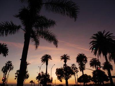 Santa Monica Sunset 6