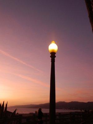 Santa Monica Sunset 1