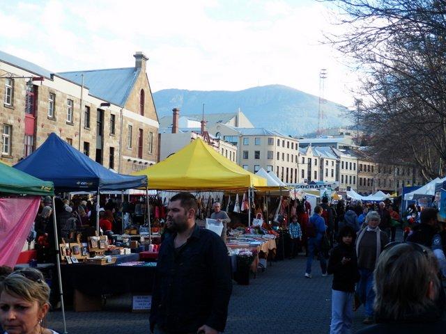 Salamanca Market - Hobart