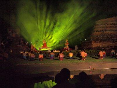 Sukhothai Light and Sound Show