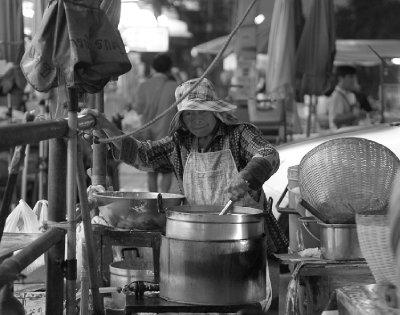 Street Vendor, Chiang Mai