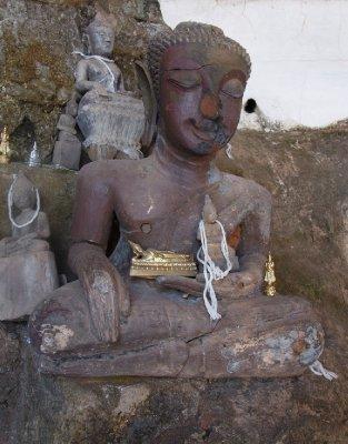 Buddha, Pak Ou  caves