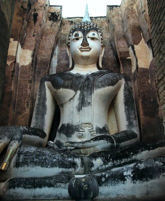 Phra Acana Buddha, Wat Si Chum