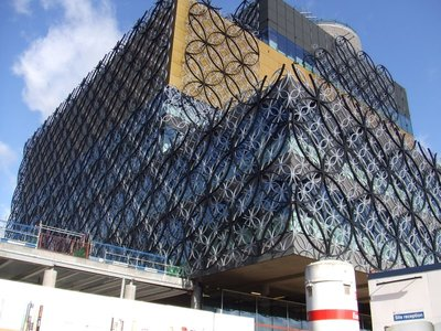 The New Birmingham Library