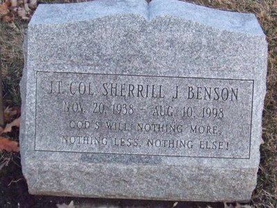 Sherrill Benson