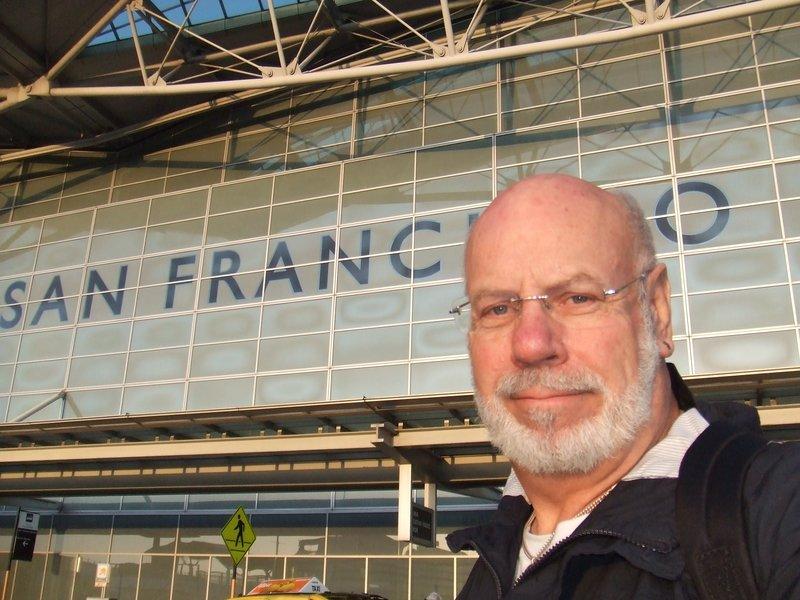 At San Francisco Airport
